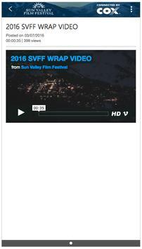 Sun Valley Film Festival 2017 screenshot 3