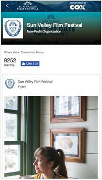 Sun Valley Film Festival 2017 screenshot 2