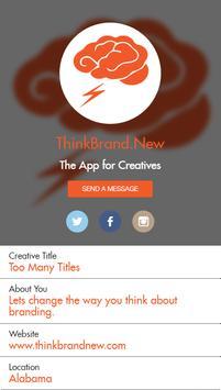 ThinkBrand.New apk screenshot
