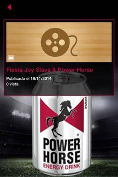 Power Horse Spain poster