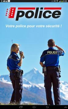 Police VS poster