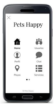 Pets Happy poster
