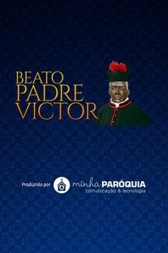 Beato Padre Victor poster