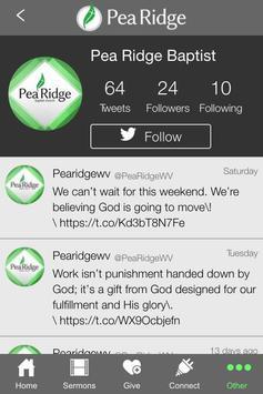 Pea Ridge poster