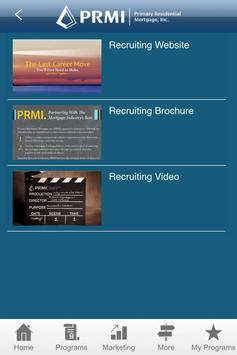PRMI Marketing poster