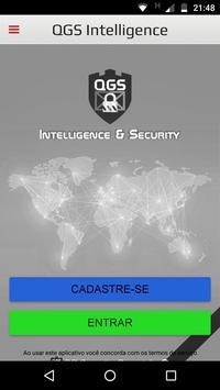 QGS - Inteligência Corporativa poster
