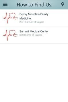 Rocky Mountain Family Medicine screenshot 4