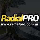 Radialpro icon