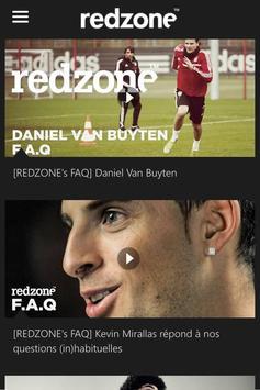 redzone -  red devils screenshot 2