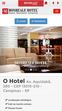 Monreale Hotels screenshot 1