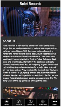 Rulet Records apk screenshot