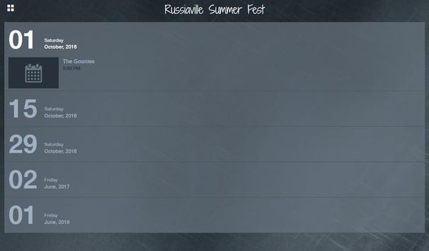 Russiaville Summer Fest apk screenshot