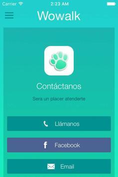 Wowalk apk screenshot