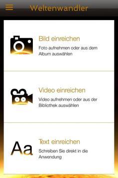 Weltenwandler screenshot 2