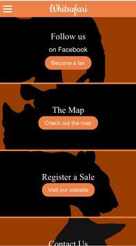 Whitstable Safari apk screenshot