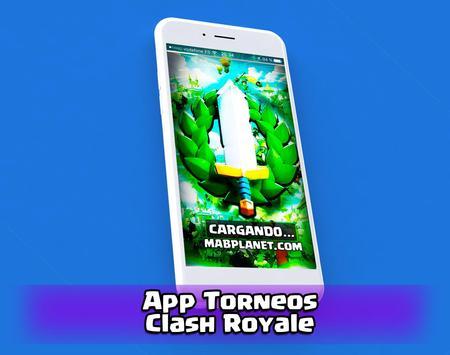 Torneos Para Clash Royale poster