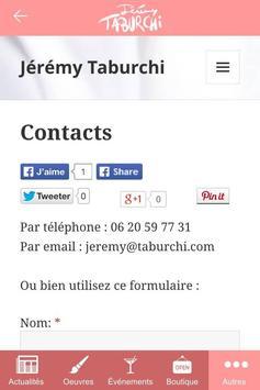 Taburchi screenshot 1