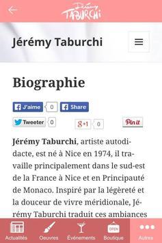 Taburchi screenshot 2