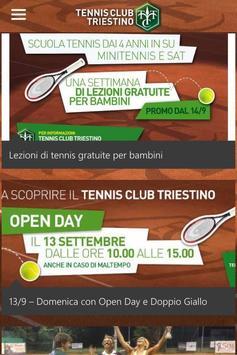 Tennis Club Triestino poster