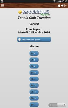 Tennis Club Triestino screenshot 3