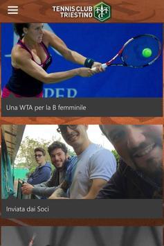 Tennis Club Triestino screenshot 8