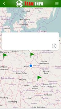 Team Info apk screenshot