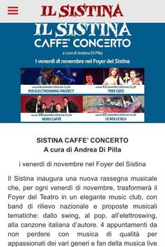 Teatro Sistina screenshot 3