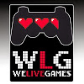 We Live Games The App icon