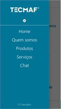 Tecmaf apk screenshot