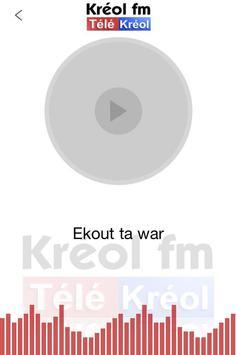 Kréol TV&FM poster