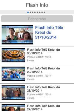 Kréol TV&FM apk screenshot