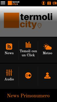 Termoli City App screenshot 1