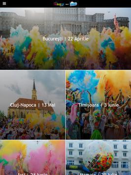 The Color Run screenshot 1