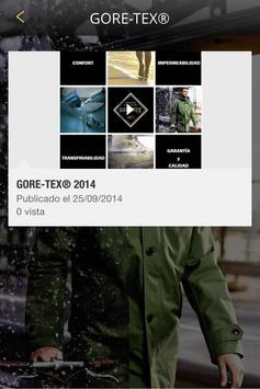 GORE-TEX® poster