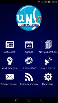 UNSA-TERRITORIAUX apk screenshot