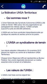 UNSA-TERRITORIAUX screenshot 2