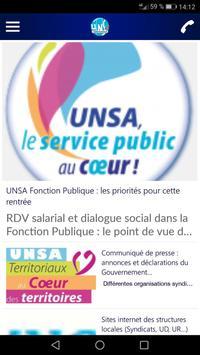 UNSA-TERRITORIAUX screenshot 3