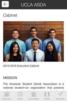 UCLA ASDA poster