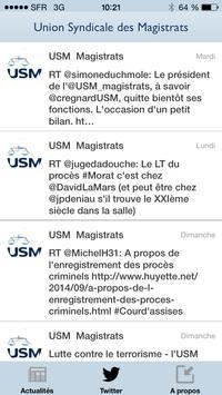 USM screenshot 1
