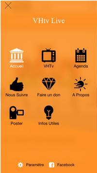 VHTV LIVE poster