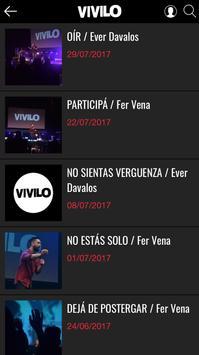 VIVILO screenshot 2