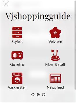 VJ SHOPPING GUIDE screenshot 1