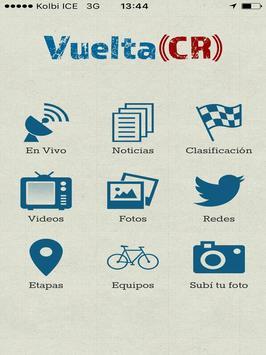 Vuelta CR screenshot 3