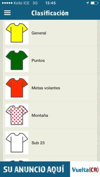 Vuelta CR screenshot 2