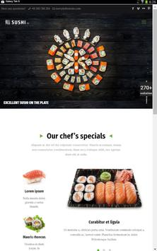Sushi Restaurant screenshot 2