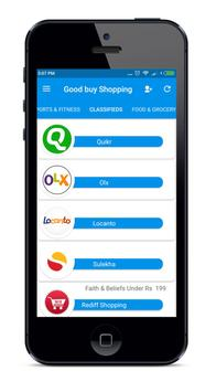 Good Buy All in One Online Shopping App screenshot 2