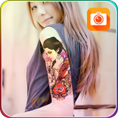 Tattoo Camera icon
