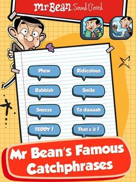 Mr Bean Soundboard apk screenshot