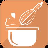 Baking Recipes आइकन