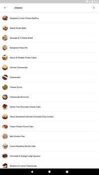 Baking Recipes स्क्रीनशॉट 11